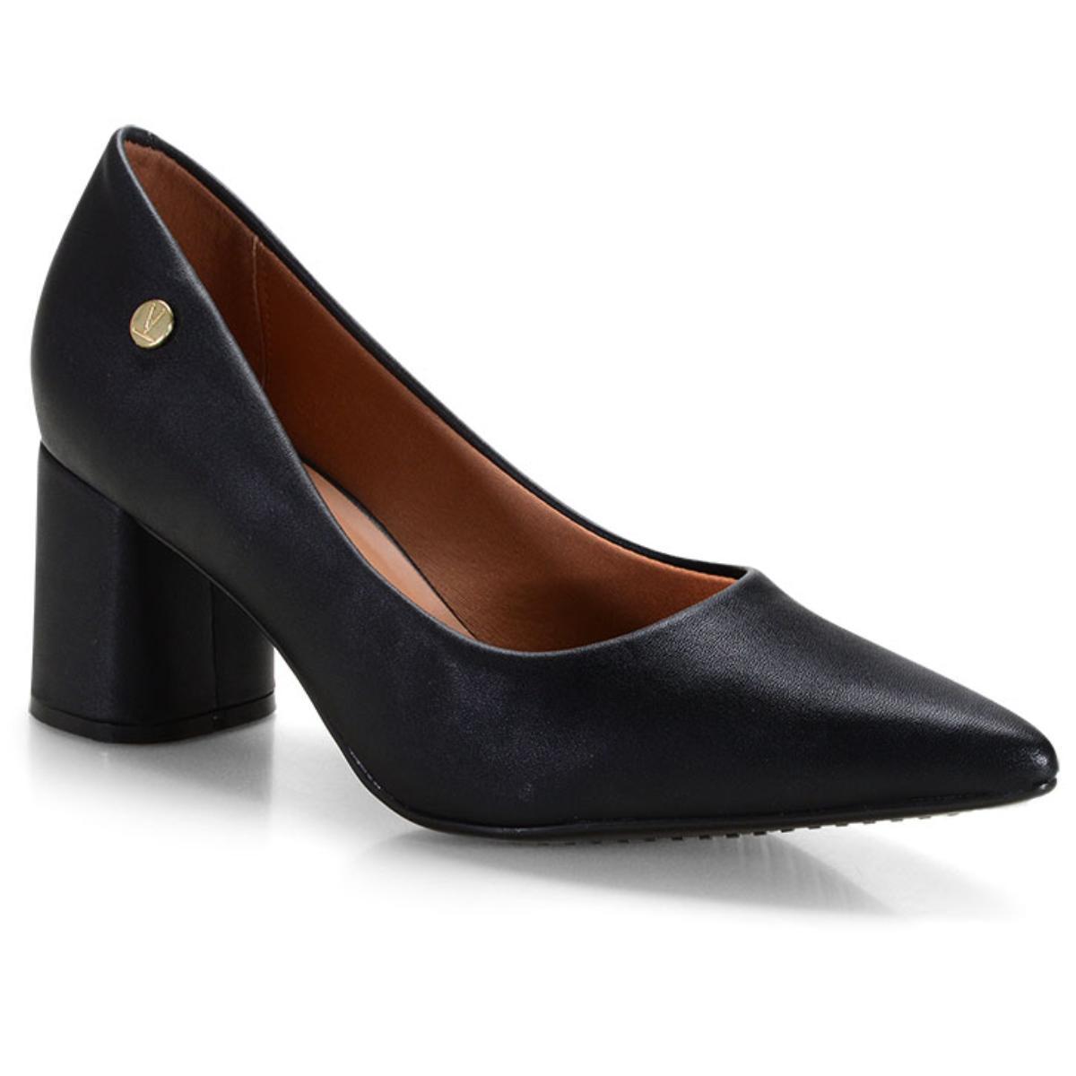 Sapato Feminino Vizzano 1342100 Preto