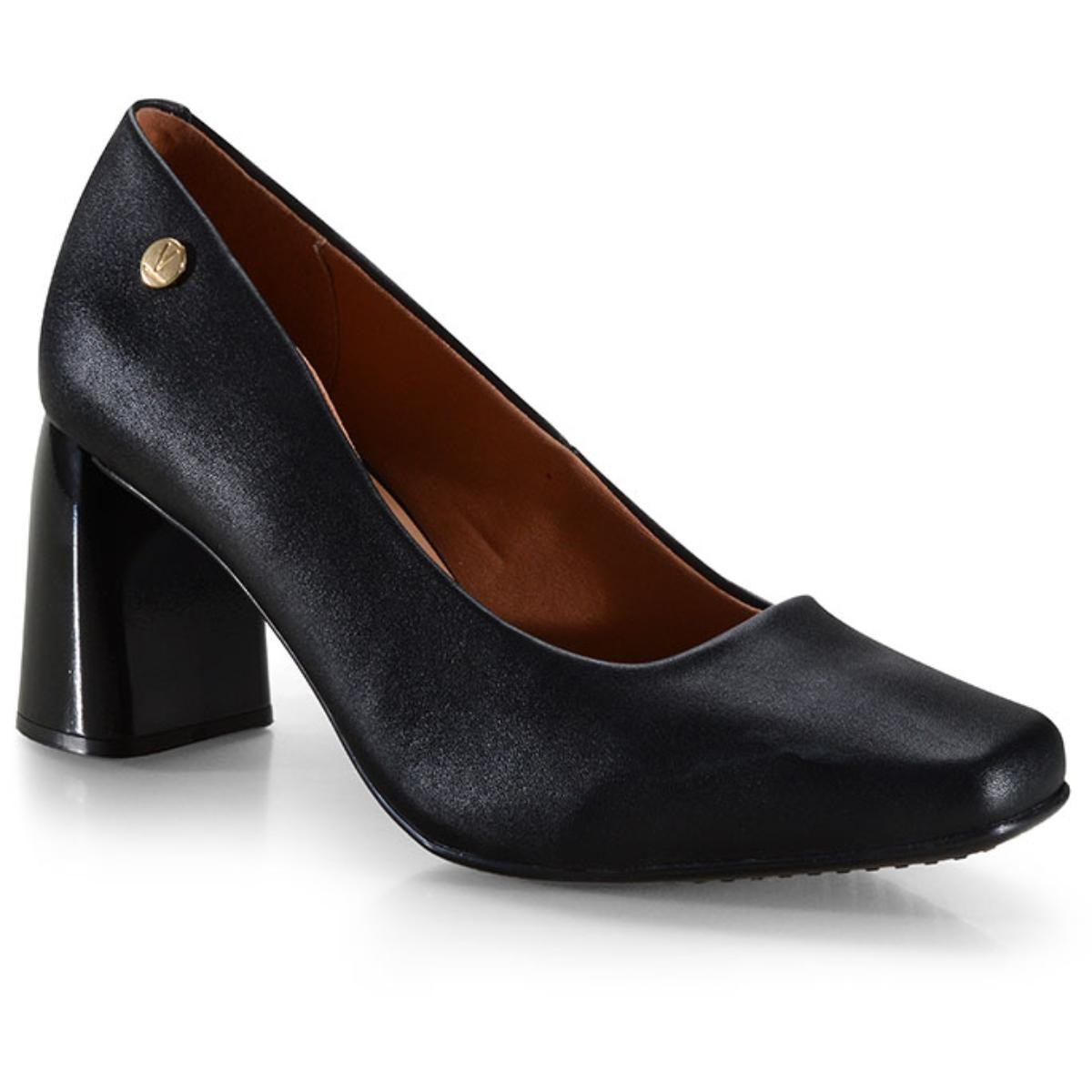 Sapato Feminino Vizzano 1348100 Preto
