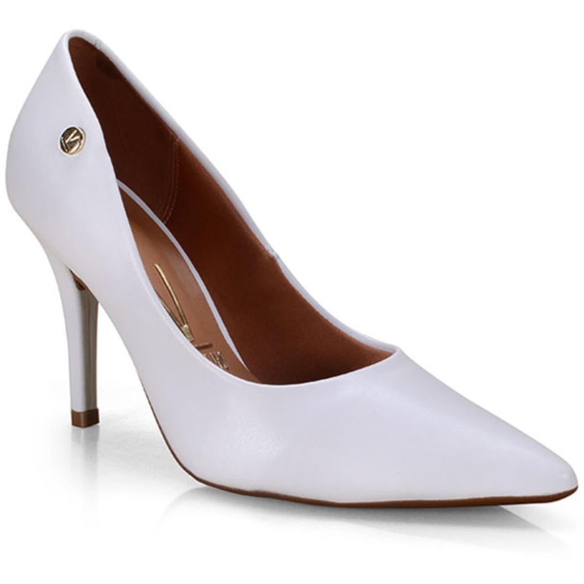 Sapato Feminino Vizzano 1184101 Branco