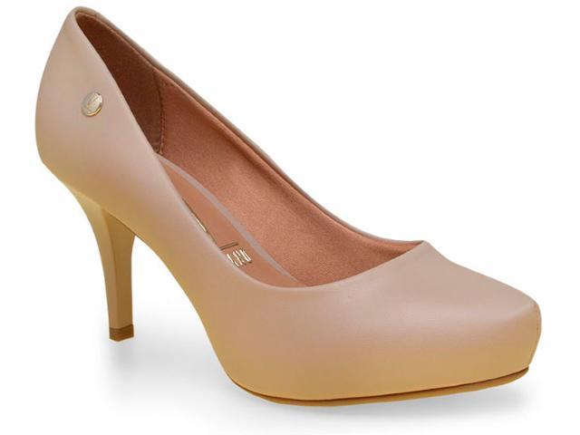 Sapato Feminino Vizzano 1781421-1 Bege