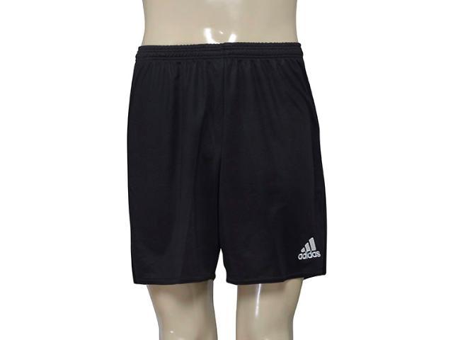 Short Masculino Adidas Bh6919 Parma Preto