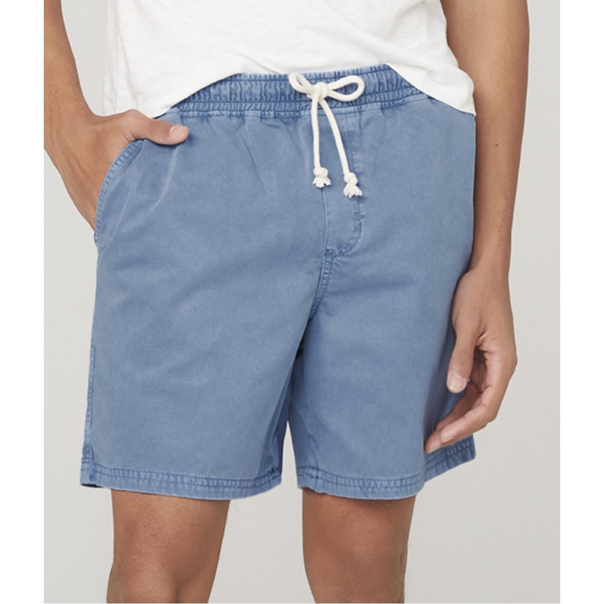 Short Masculino Dzarm Zc5d Az2sn Azul Jeans