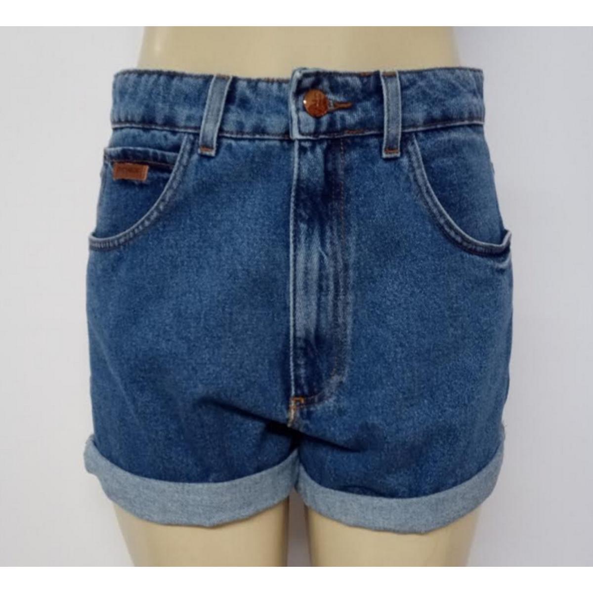 Short Feminino Index 03.01.000539 Jeans