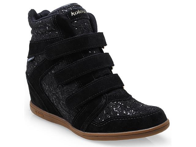 Sneaker Feminino Kolosh C0096 Preto