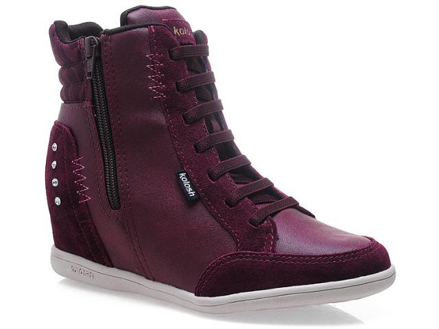 Sneaker Feminino Kolosh C0095 Beringela