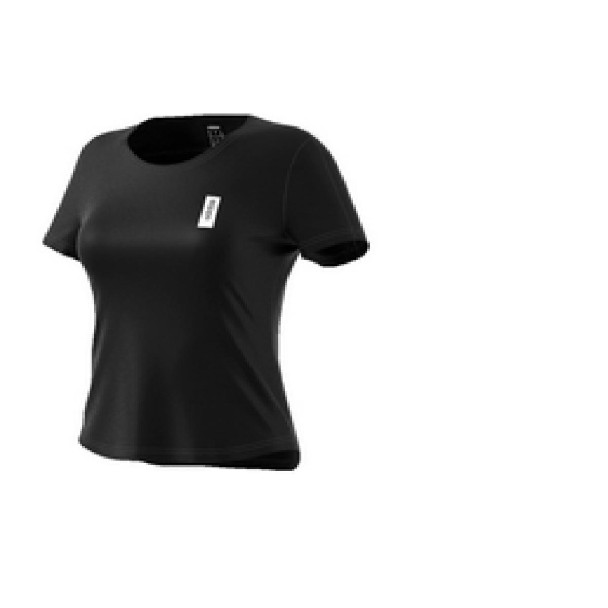 T-shirt Feminino Adidas Ei4633 w bb Preto