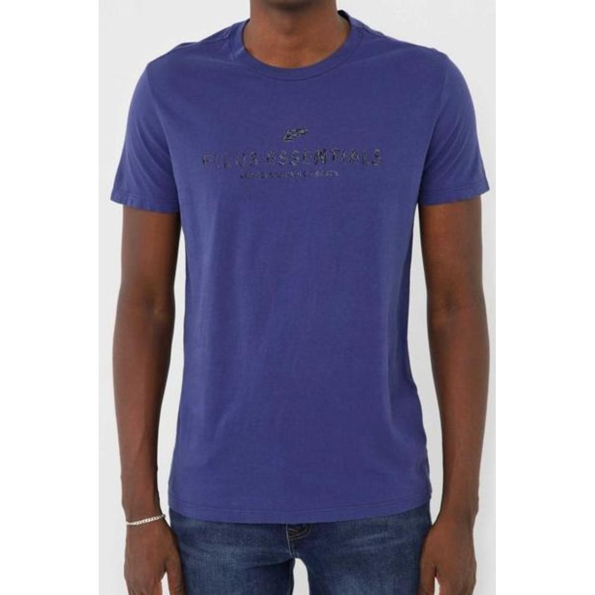 T-shirt Masculino Ellus 53c5818 74 Marinho