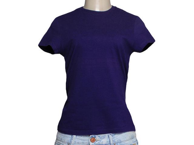 T-shirt Feminino Pakalolo 75688 Roxo