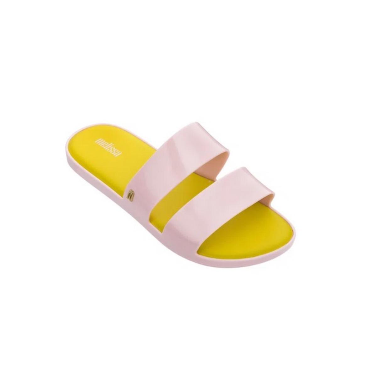Tamanco Feminino Melissa 32799 50839 Color Pop Rosa/amarelo