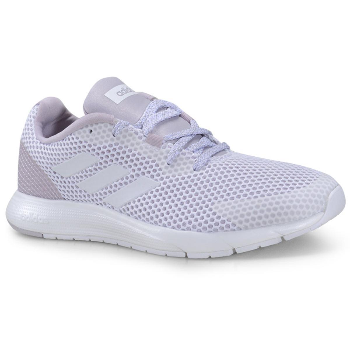 Tênis Feminino Adidas Ee9932 Sooraj w Branco/lilas