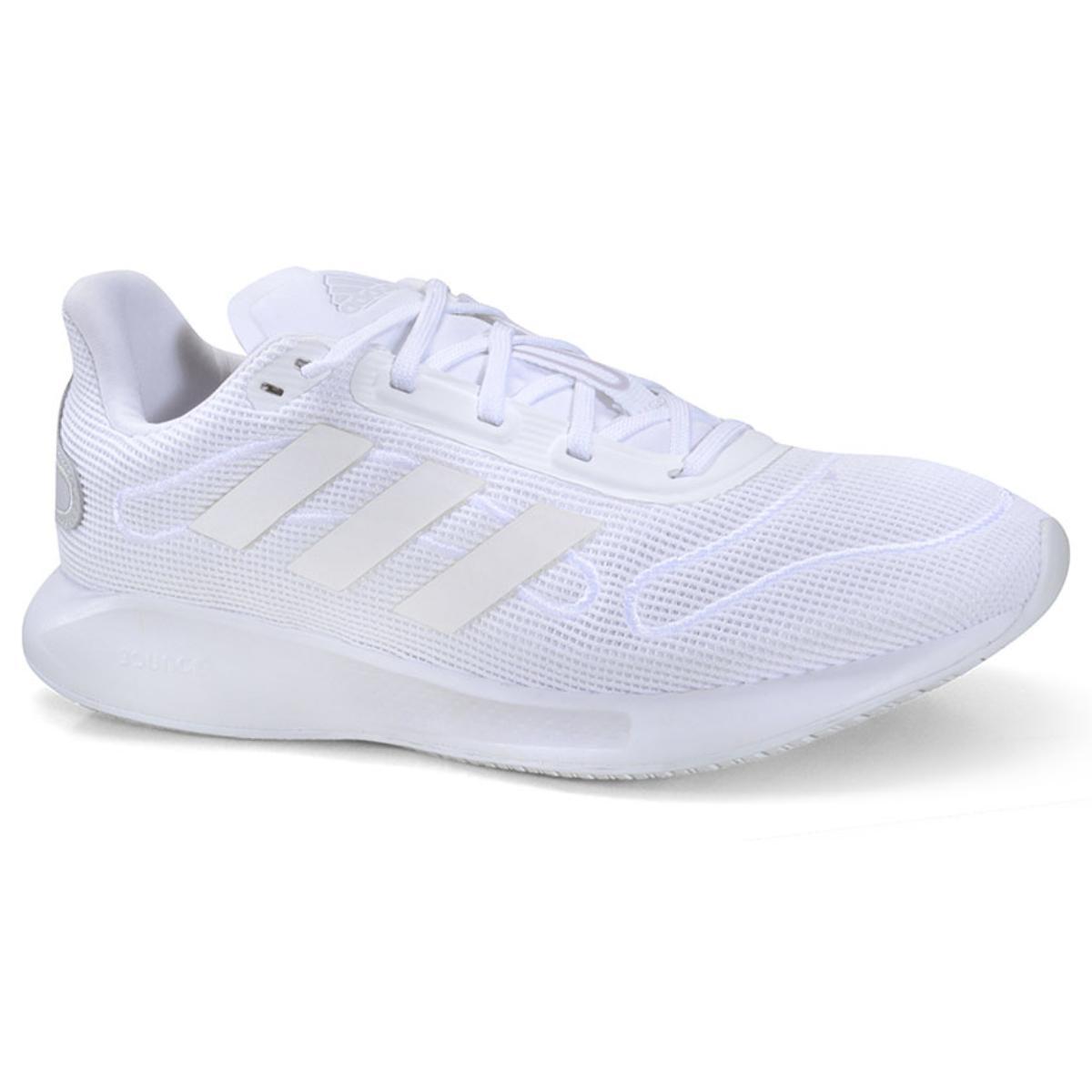 Tênis Feminino Adidas Fv4734 Galaxar Run Branco