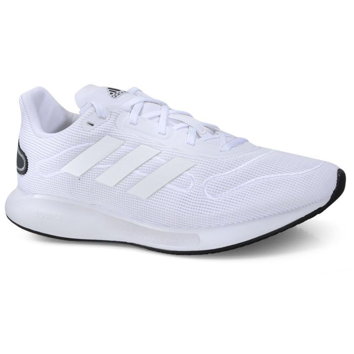 Tênis Masculino Adidas Fu7330 Galaxar Run Branco