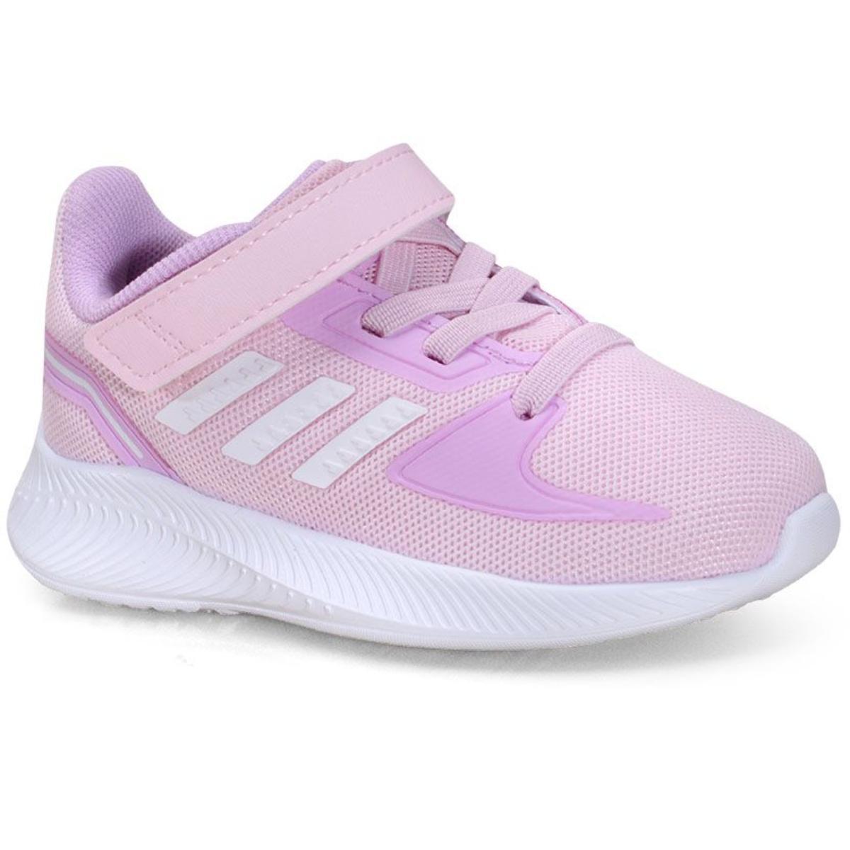 Tênis Fem Infantil Adidas Fz0097 Runfalcon 2.0 Lilas
