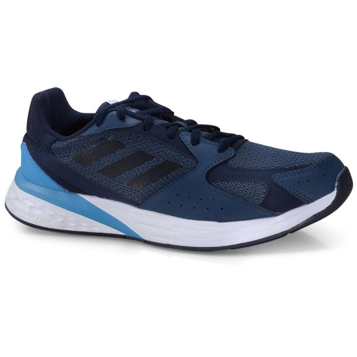 Tênis Masculino Adidas Fy9575 Response Run Marinho