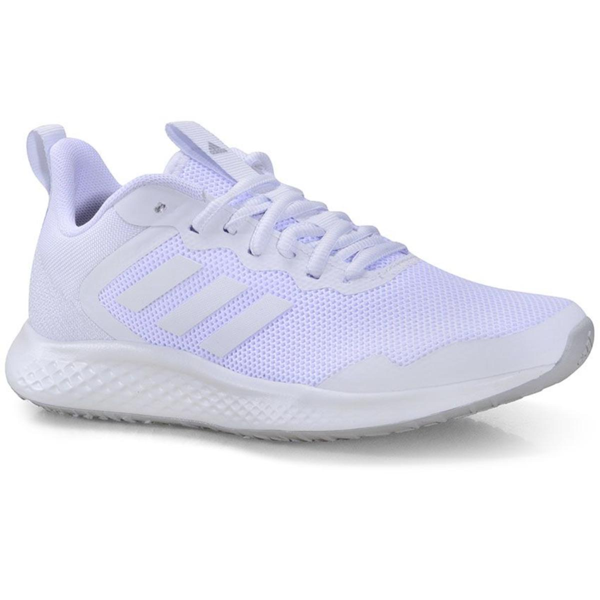 Tênis Feminino Adidas Fy8477 Fluidstreet Branco