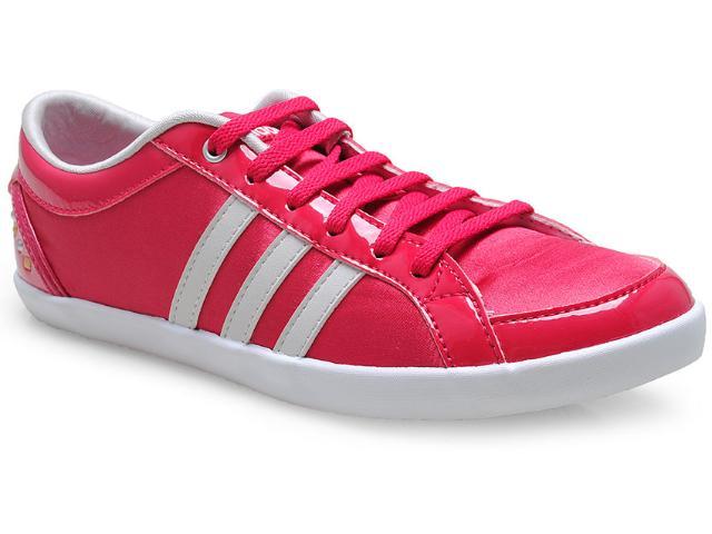 Tênis Feminino Adidas F38380 Neo Beqt lo Pink/branco