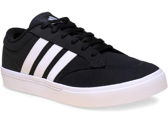 Tênis Masculino Adidas H68228 Gvp Culture Preto/branco