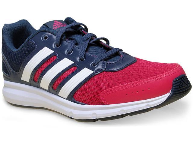 Tênis Unisex Adidas B23867 lk Sport k Marinho/pink