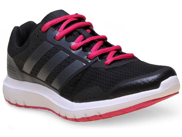Tênis Feminino Adidas B33562 Duramo 7 w Preto/pink