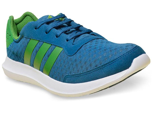 Tênis Masculino Adidas Aq4967 Element Refresh m Verde