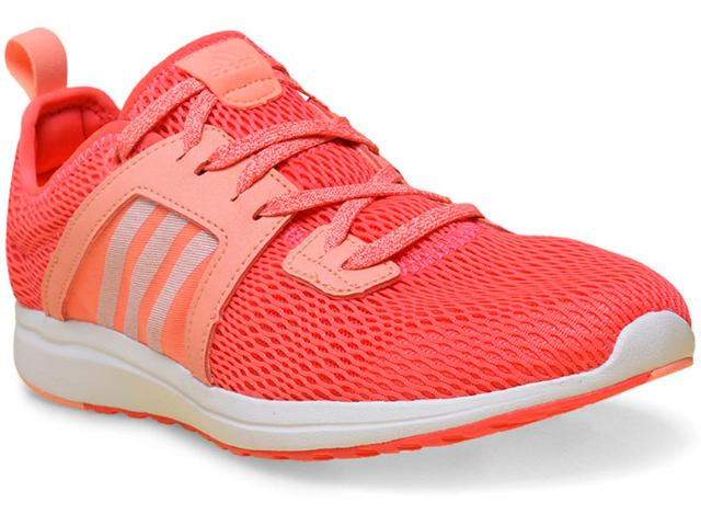 Tênis Feminino Adidas Aq5112 Durama w Coral/laranja