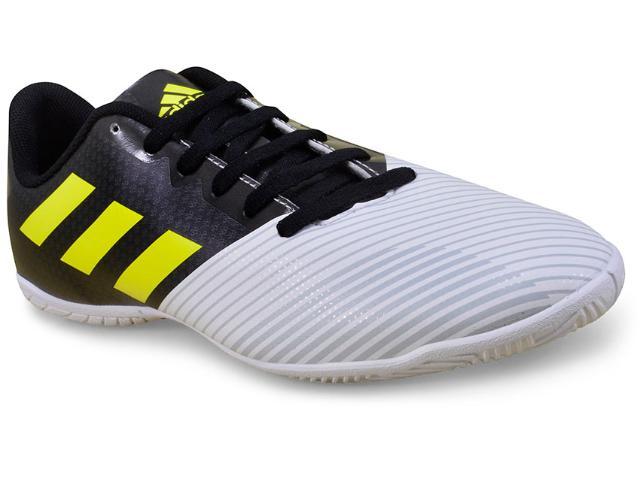 Tênis Masculino Adidas H68478 Artilheira ii in Branco/preto/limão