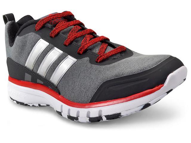 Tênis Masculino Adidas H68326 Skyfreeze Grafite/preto/vermelho