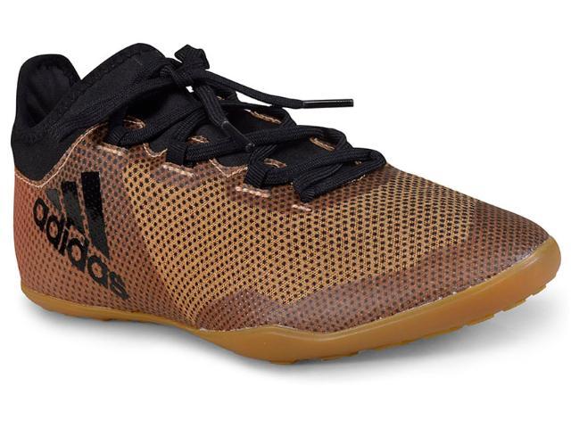 Tênis Masculino Adidas Cp9139 x Tango 17 3 in Ouro