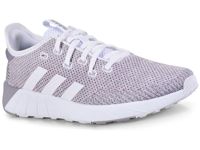 Tênis Feminino Adidas B96488 Questar x Cinza/branco