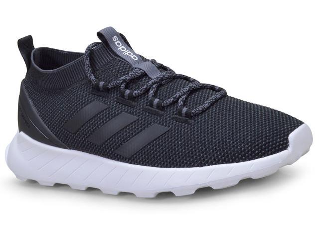 Tênis Masculino Adidas Bb7183 Questar Rise Preto/branco