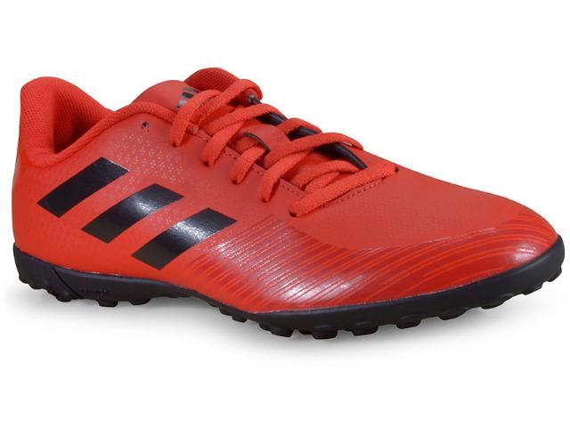 Tênis Masculino Adidas F36953 Artilheira Iii Vermelho/preto