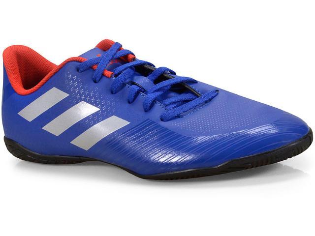 Tênis Masculino Adidas F36086 Artilheira Iii in Marinho/preto/vermelho