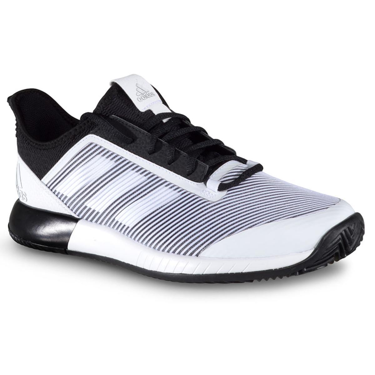 Tênis Masculino Adidas Eh0948 Defiant Bounce 2 m Branco/preto