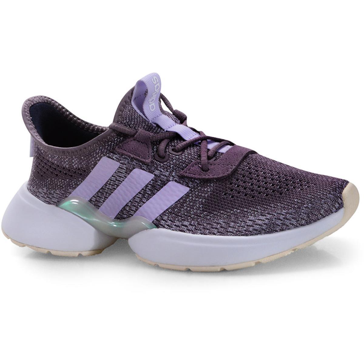 Tênis Feminino Adidas Eg4316 Mavia x w Lilas
