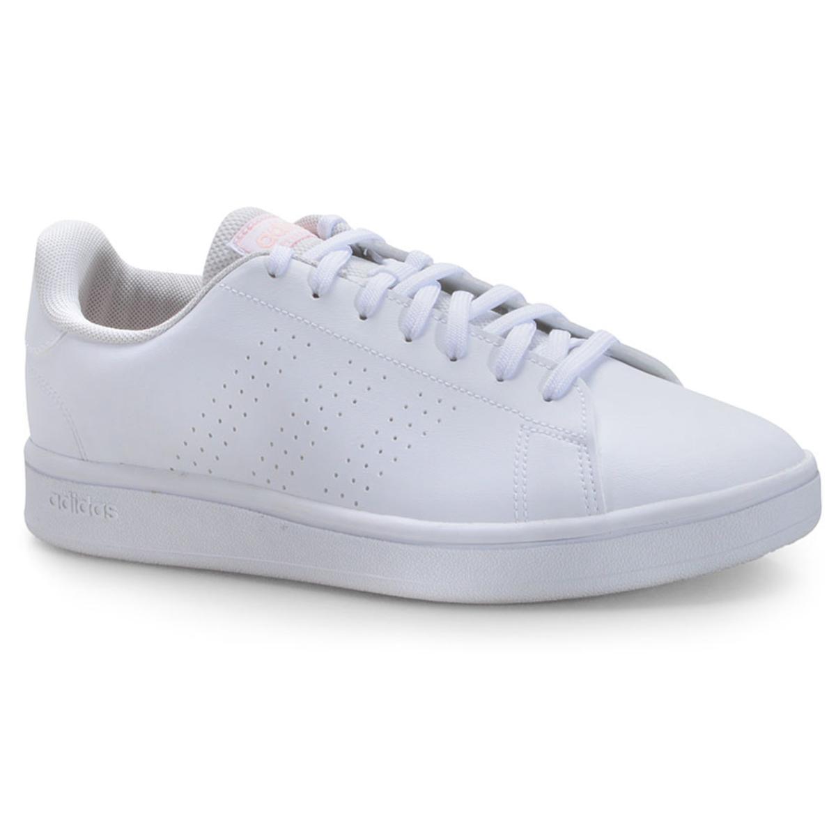 Tênis Feminino Adidas Ee7510 Advantage Base Branco