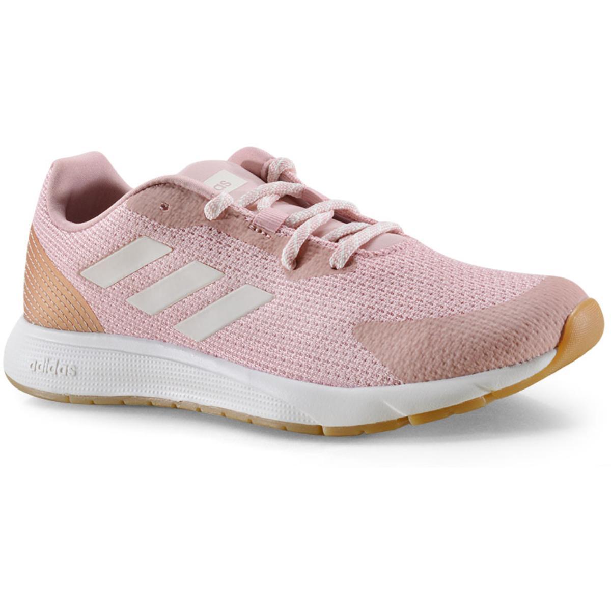 Tênis Feminino Adidas Eg4007 Sooraj w Rosa