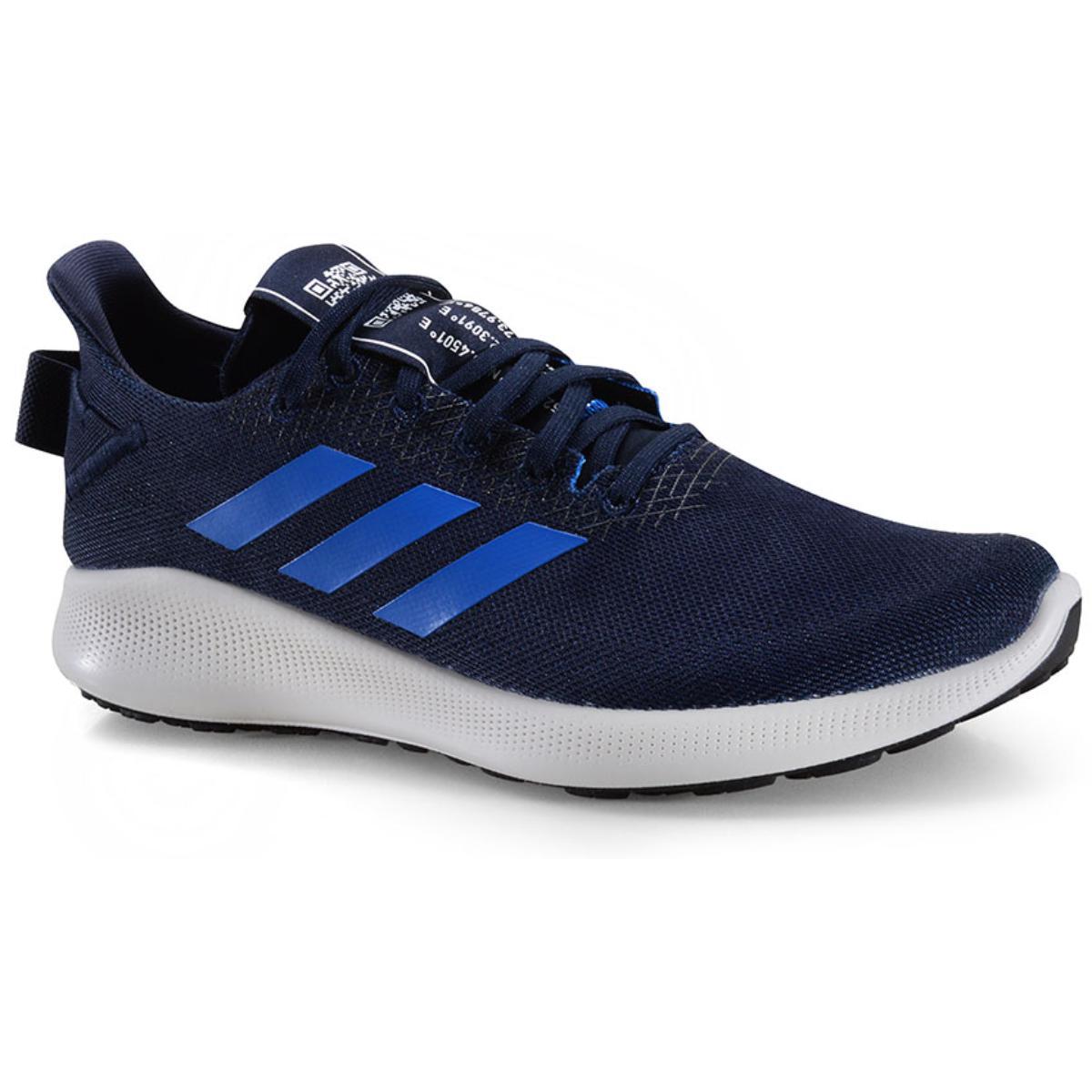 Tênis Masculino Adidas Eg1031 Sensebounce Street m Marinho/azul