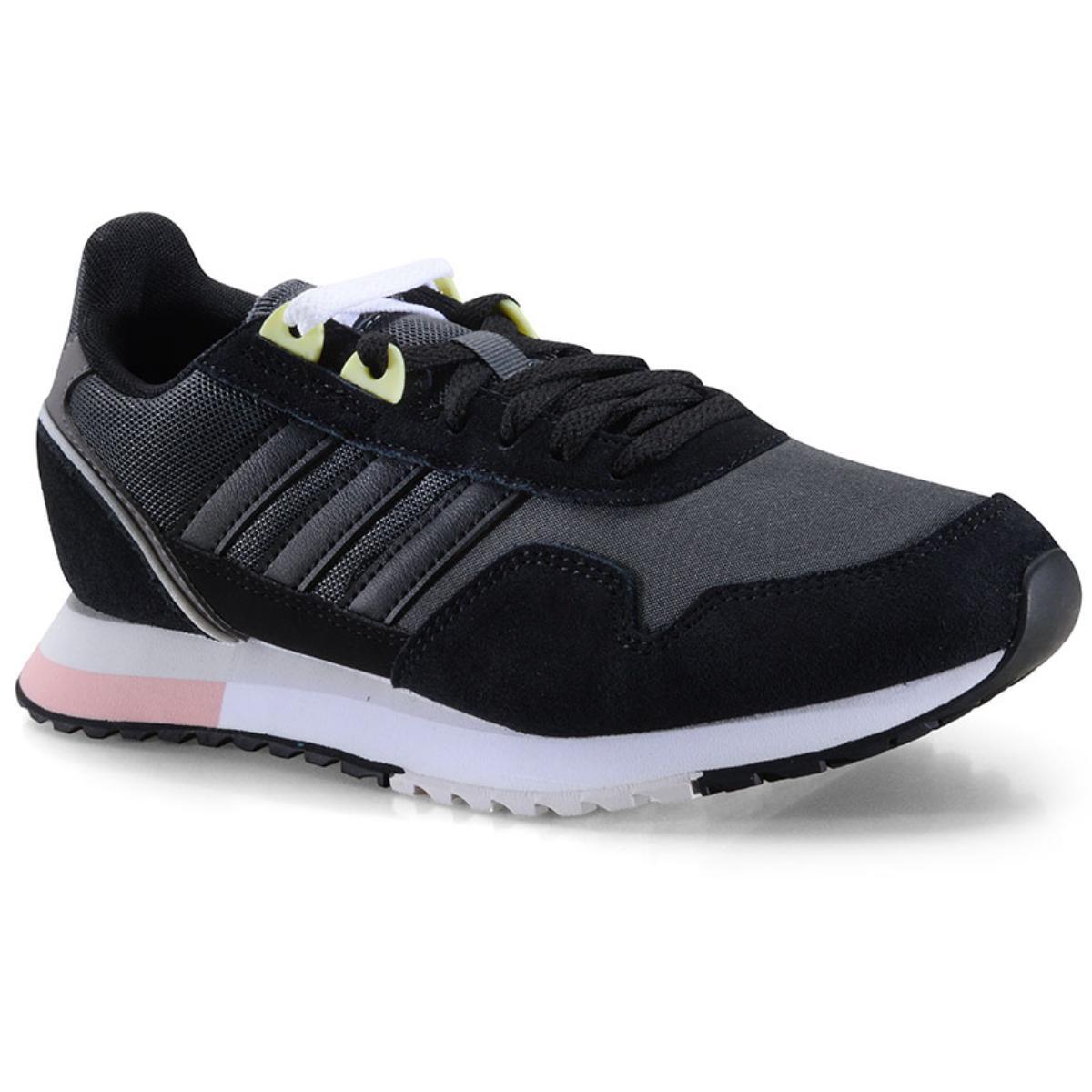 Tênis Feminino Adidas Eh1441 8k 2020 w Preto