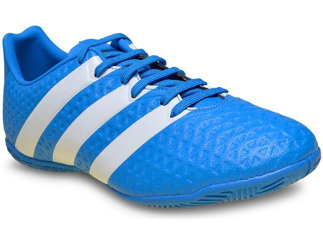 Tênis Masculino Adidas Af5041 Ace 16.4 in Azul/branco