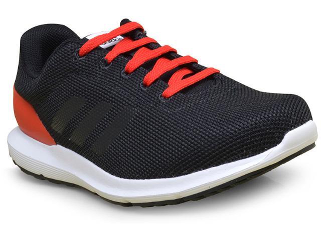 Tênis Masculino Adidas Bb4343 Cosmic m Preto/vermelho
