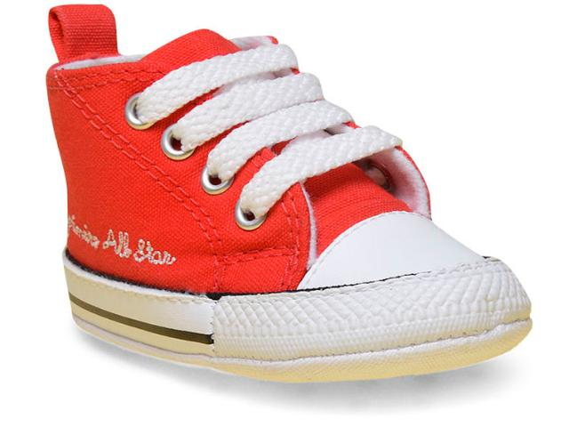 Tênis Masc Infantil All Star Ck04400002 Vermelho