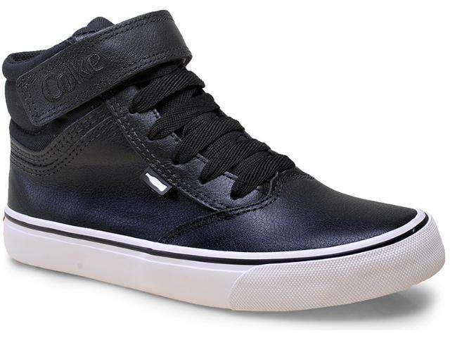 Tênis Feminino Coca-cola Shoes Cc0534 Preto