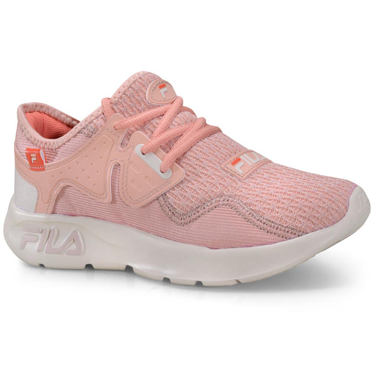 Tênis Feminino Fila F02st004028.4547 Iconic 4547 Coral