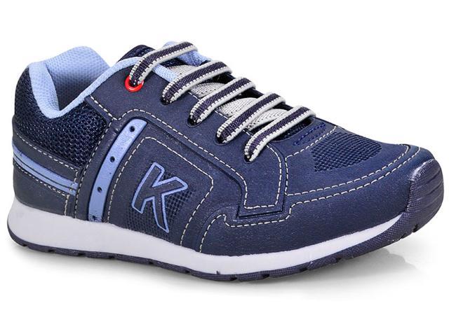 Tênis Masc Infantil Kidy 09701353262 Marinho/jeans