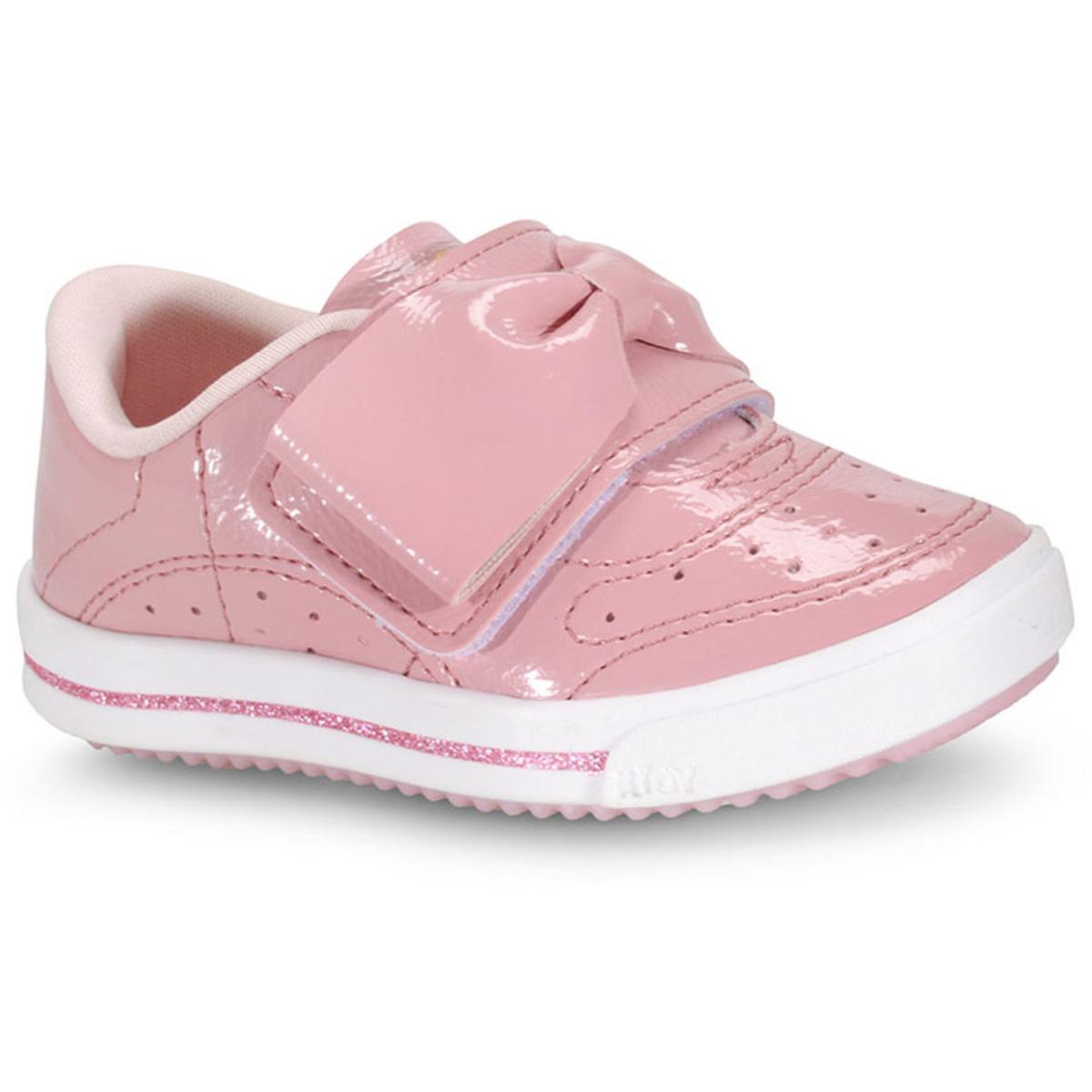 Tênis Fem Infantil Kidy 05901002176 Rose