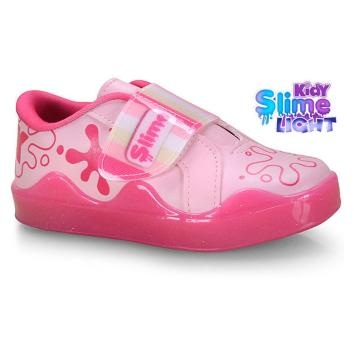 Tênis Fem Infantil Kidy 06510030008 Rosa