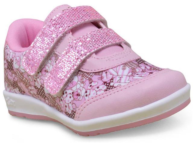 Tênis Fem Infantil Kidy 16412260008 Rosa