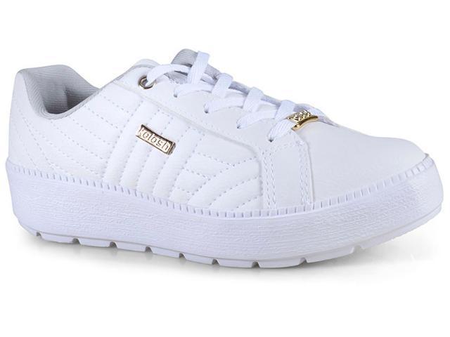 Tênis Feminino Kolosh C1381 Branco