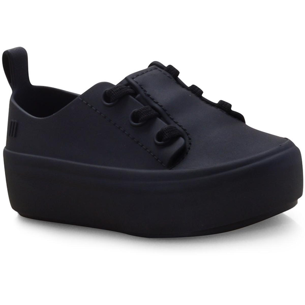 Tênis Fem Infantil Melissa 32538  01003 Ulitsa Sneaker bb Preto