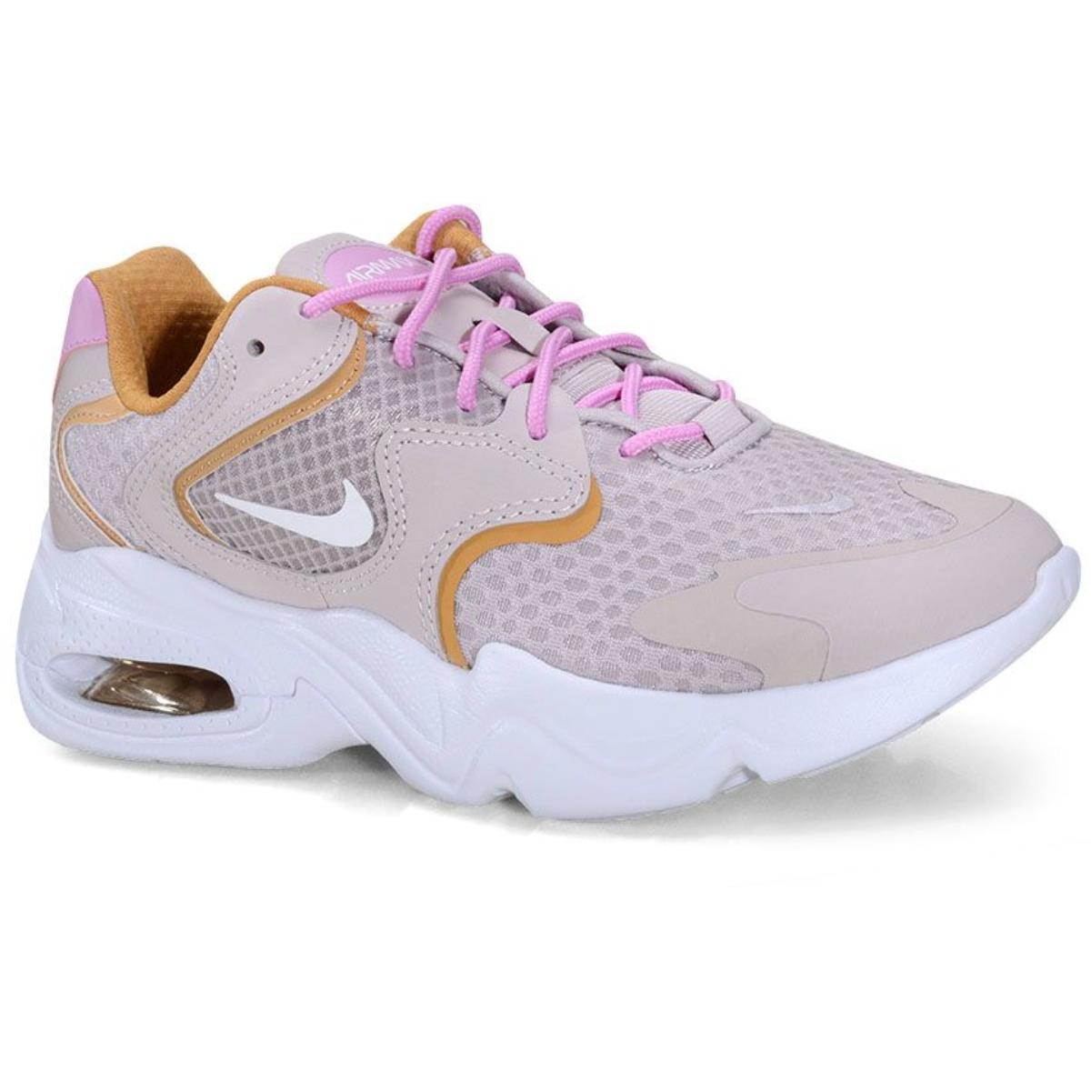 Tênis Feminino Nike Ck2947-003 Air Max Advatange 4 Rose/lilas